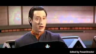 Star Trek First Contact Borg Cube Battle