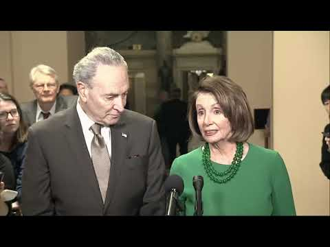 Pelosi on Trump: Something wrong with this picture