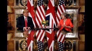 Chuyến công du của Tổng thống Donald Trump tại Anh Quốc ngày 12-13/7/2018