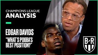 Edgar Davids: Paul Pogba Still Not Fitting Into Position at Manchester United