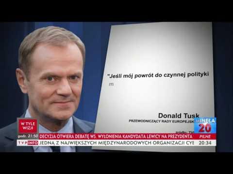 Jaka polityczna przyszłość czeka Donalda Tuska?
