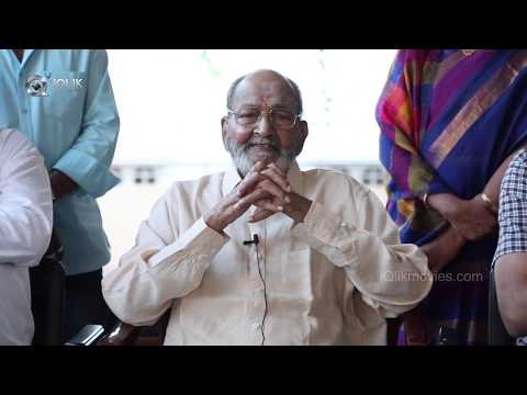 Viswadarsanam Movie Trailer Launch By K Viswanath Garu