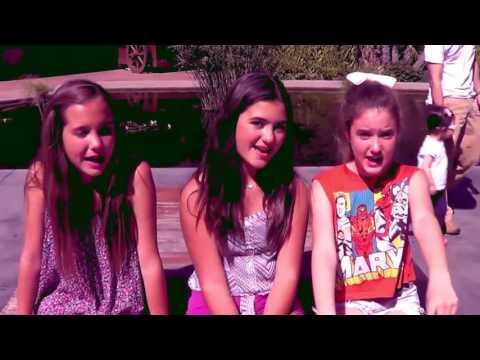I'm a Barbie Girl Music Video by Aqua