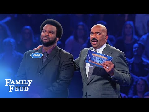 Craig Robinson KILLS Fast Money!