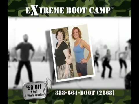 Extreme Boot Camp Commercial