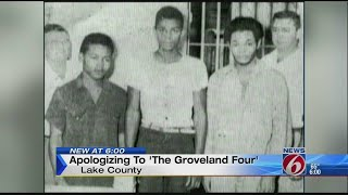'Groveland Four' to be exonerated in 1949 rape