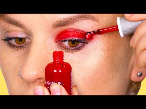 30 CRAZY SMART MAKEUP AND BEAUTY HACKS YOU HAVE TO TRY