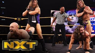 The BroserWeights Win The 2020 Dusty Rhodes Tag Team Classic, New WWE NXT Takeover Title Match