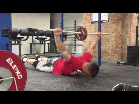 Lying Shoulder Dislocates: Shoulder Mobility Training
