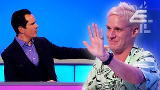 Jimmy Carr BLAMES Jamie Laing for Getting Him into Trouble? | Best of Jamie | 8 Out of 10 Cats