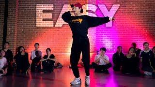 DaniLeigh - Easy (Remix) ft. Chris Brown   iMISS CHOREOGRAPHY