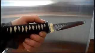 How to Make a Ninja Sword