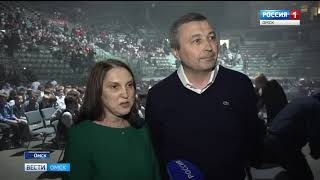 Лучшим игрокам «Авангарда» вручили приз имени Киселева