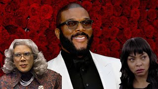 THE SHADY REASON TYLER PERRY DOESN'T WORK WITH WRITERS + WHY PEOPLE ARE TIRED OF HIS WORK.