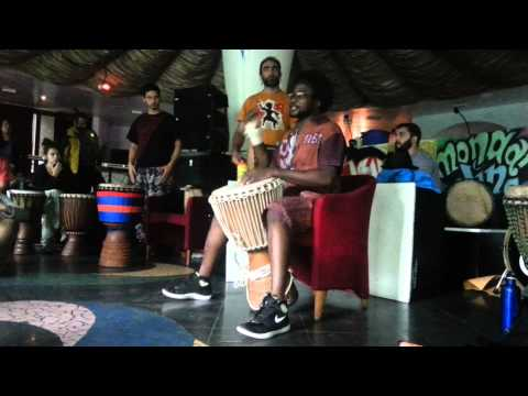 Baixar Mama Africa Meeting 2014 stage Djembe Tecnica 2