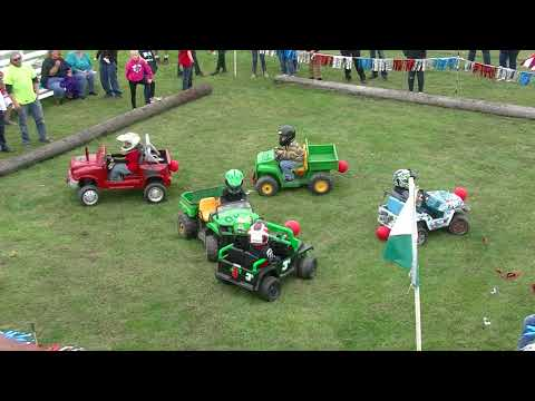 POWER WHEELS 2018 BIKE BARN DEMO DERBY