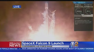 SpaceX Successfully Launches Falcon 9 Rocket