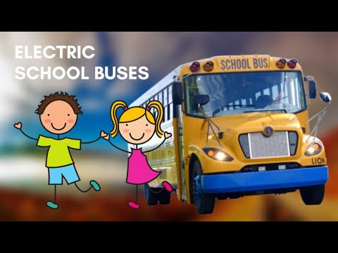 Friday For Futures - Electric School Buses
