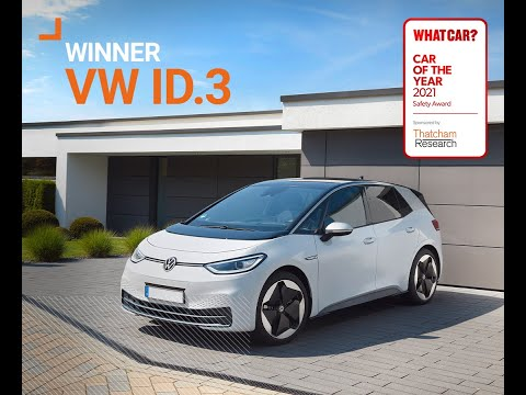 Explained: Why Volkswagen ID.3 won the 2021 What Car? Safety Award