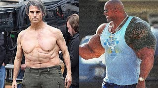 Tom Cruise Vs The Rock Transformation ★ 2018