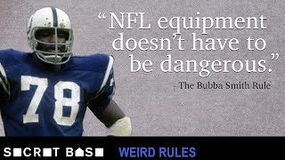How Bubba Smith's freak knee injury forced the NFL to change its rules