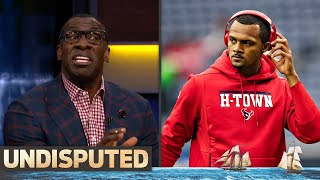 Deshaun Watson no longer trusts the Houston Texans, he'll be traded — Shannon | NFL | UNDISPUTED