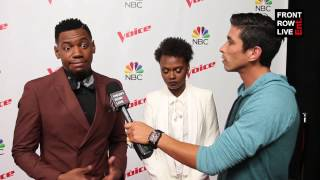 The Voice Team Alicia Top 12 - Vocal Training w/ @RobertHerrera3