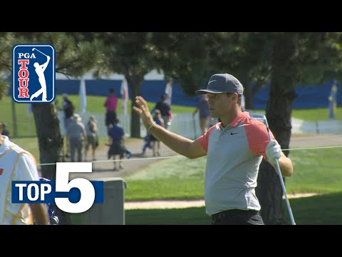 Top 5 Shots of the Week | RBC Canadian 2018