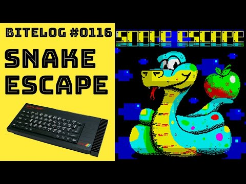 BITeLog 0116.2: Snake Escape (ZX SPECTRUM) [LEVELS 24-42]