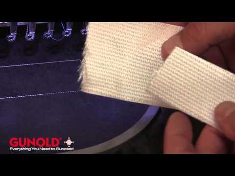 Save Time and Money Embroidering on Applique' Using Gunold's STEP Method