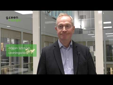 Håkan Sjöström Green Cargo 20 år