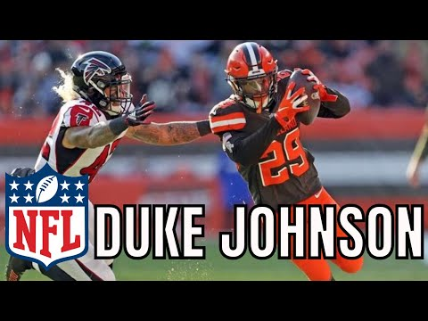 Quick Film Session on Duke Johnson ᴴᴰ