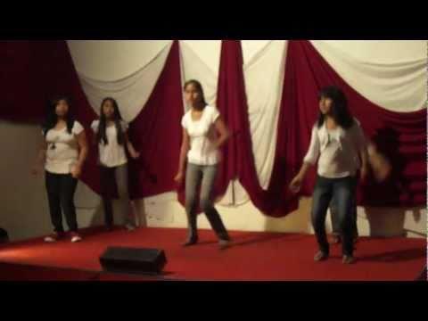 Triple Seven - Puedo Imaginarme ( Coreografia Cristiana 2011 )