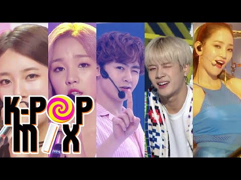 [K-pop Mix] 2015 JYP ENT Artist Compilation Vol.1
