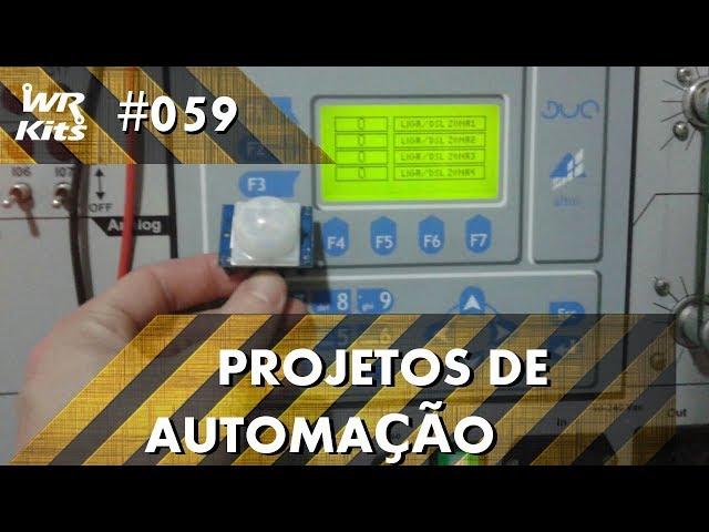 CENTRAL DE ALARME COM CLP ALTUS DUO (parte 4) | Projetos de Automação #059