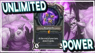 Hearthstone: Finding Aluneth In Dead Man's Warrior