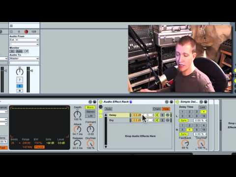 Tracks Interact 5: Ableton Live Ducked delays