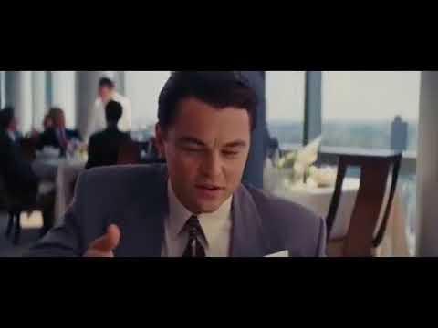 華爾街之狼的午餐