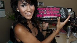 Show & Tell: Conair Hot Rollers Set