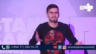Sabir Samiroğlu (Stand UP Baku 13-cü şou)