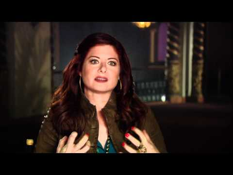 Debra Messing's Official 'Smash' Season Finale Interview - YouTube