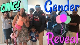 Baby Gender Reveal Idea Gone Wrong| Funny Gender Reveal Fails