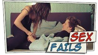 Sex Fails - 9 peinliche Sexpannen