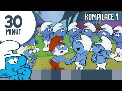 Šmolkovia - 30 minút
