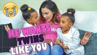 MY BOYFRIEND WANTS TWINS! | ANDREA ESPADA COLLABORATION