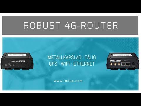 SATEL GW120/GW100 4G router