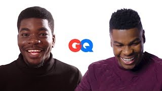 I'M IN A VIDEO WITH JOHN BOYEGA (MY REACTION) - Star Wars   The Last Jedi