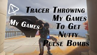 Paper Love - Overwatch Tracer Backwards Pulse Bomb Montage Edit
