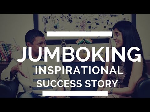 Inspirational Success Story of Dheeraj Gupta Entrepreneur Founder of Jumboking