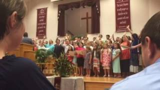 Foothills youth choir - I Know Him -